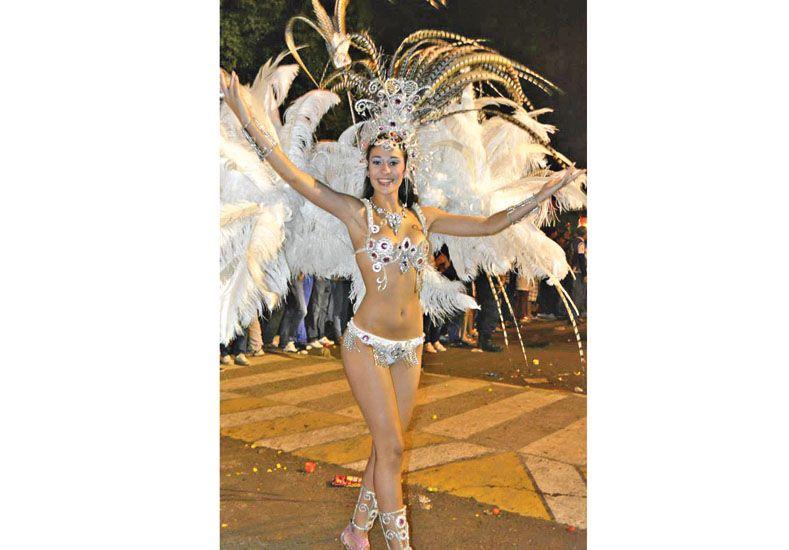 El desfile de Malibú y Marumbá
