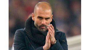 Pep Guardiola dirigirá al Manchester City