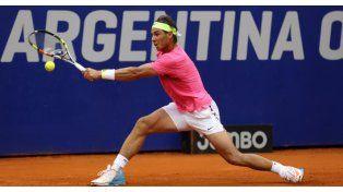 El mallorquín volverá a jugar en el Buenos Aires Lawn Tennis Club.