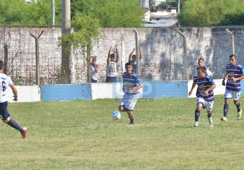 Los tres puntos obtenidos por el Azulgrana le permiten ser uno de los puntero de su grupo.  Foto UNO/Juan Manuel Hernández