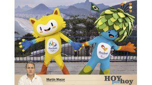 Río de Janeiro: playas y polémica por los Juegos