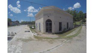 El edificio recuperado está en el ingreso por avenida Estrada.