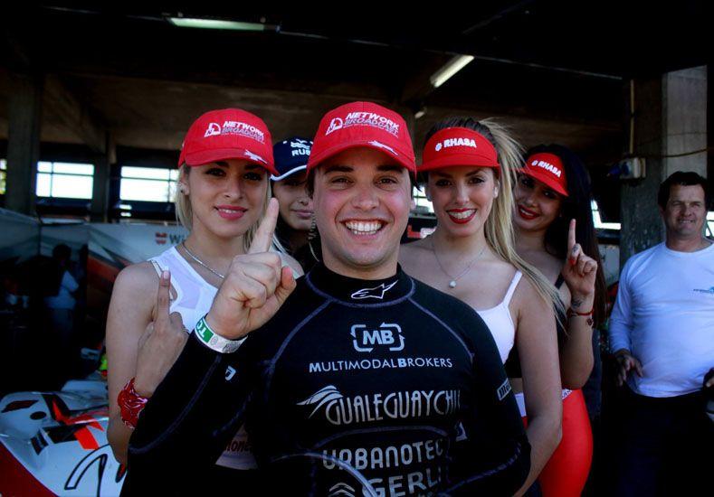 Sebastián Reynoso fue campeón y ascendió al TC Mouras.