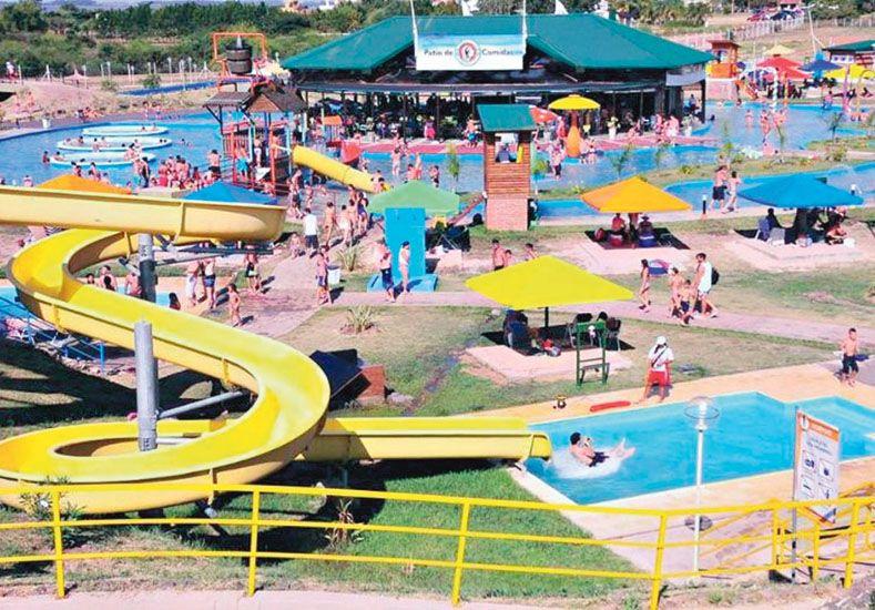 Parque acuático de Federación