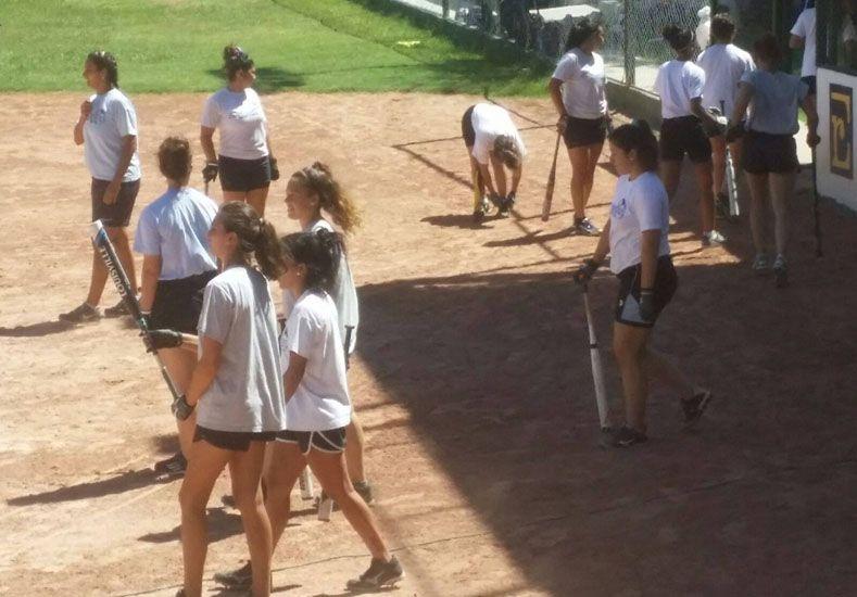 Siguen concentradas. El equipo nacional femenino se encuentra en Paraná entrenando para lo que se viene.