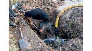 Fue solucionado el inconveniente con el suministro de agua