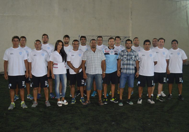 Belgrano presentó a los técnicos de Infanto Juvenil