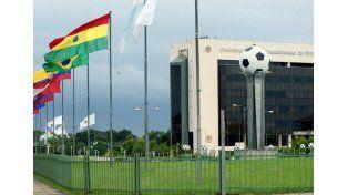 La Conmebol apoyará a Gianni Infantino en las elecciones de la FIFA