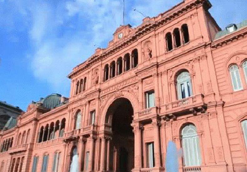Macri hizo tres limpiezas energéticas en su despacho de la Casa Rosada