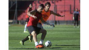 Fernando de la Fuente fue uno de los mejores elementos que mostró el equipo paranaense.  Foto UNO/Santa Fe