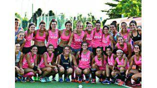 Las Leoncitas que jugarán la Copa Patagonia