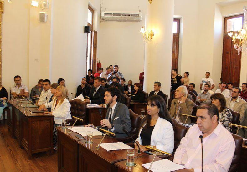 Decisión. Varisco convocó al cuerpo legislativo para modificar el presupuesto de este año.