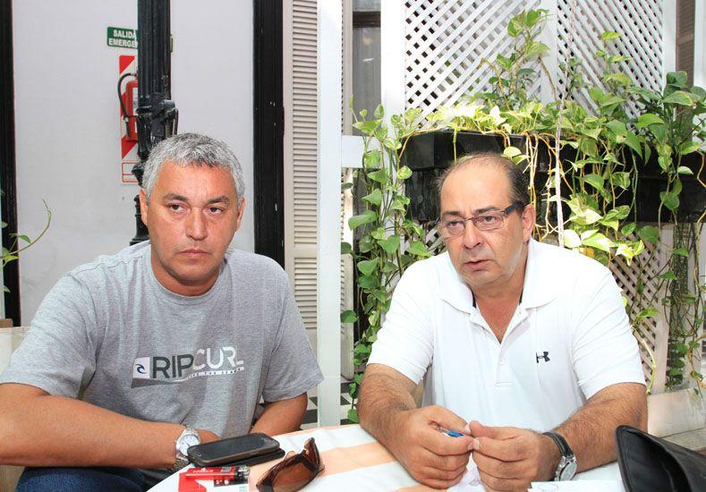 Normalizadores. Raúl Rivas y Diego Caffarena