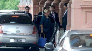 De qué hablaron Macri y Carrió en su reunión a solas