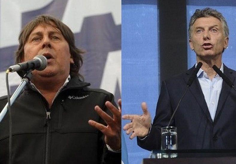 La CTA cruzó a Macri: Están proponiendo que aceptemos aumentos salariales a la baja