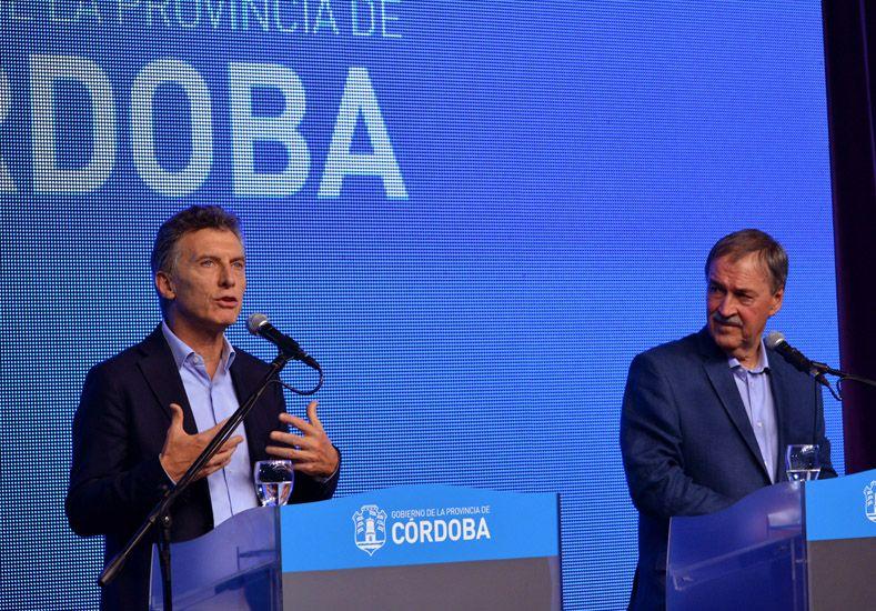Macri sostuvo que una nueva ley de coparticipación es una vieja deuda pendiente
