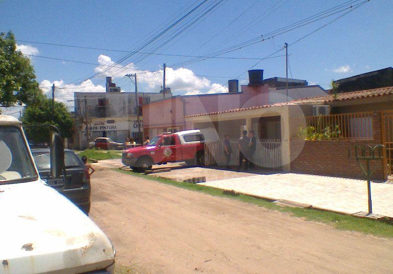 En Santa Fe encontraron a una mujer muerta y maniatada en su casa