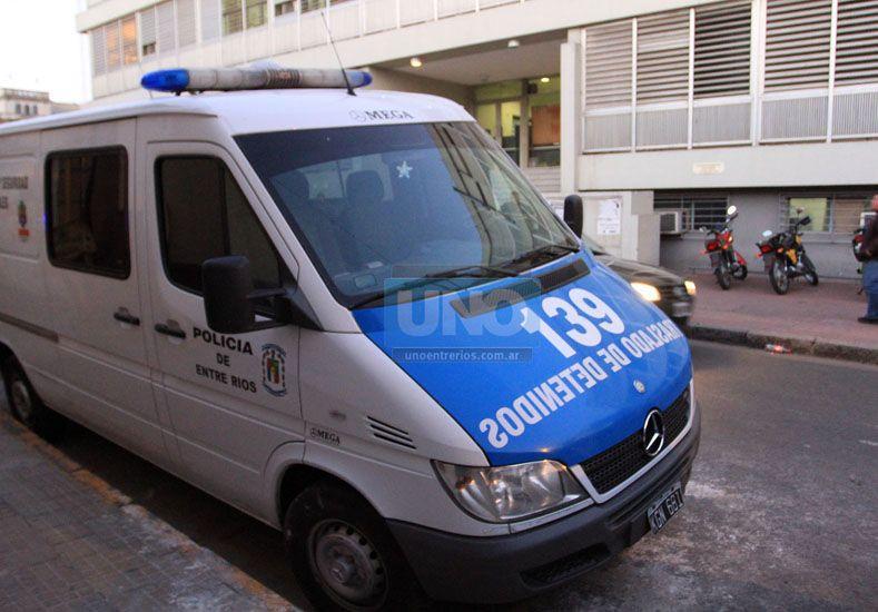 Personal de la División Homicidios logró detener a dos jóvenes