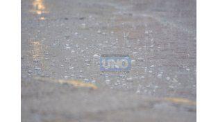 Lluvias. Fueron escasas o nulas en el norte y este entrerriano.  Foto UNO/Mateo Oviedo