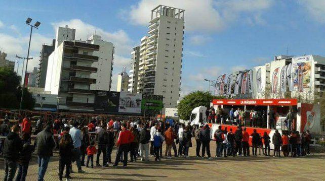 La Máquina de River Plate llega a Mendoza