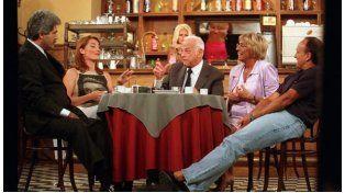 Polémica en el bar es uno de los programas clásicos de la televisión argentina.