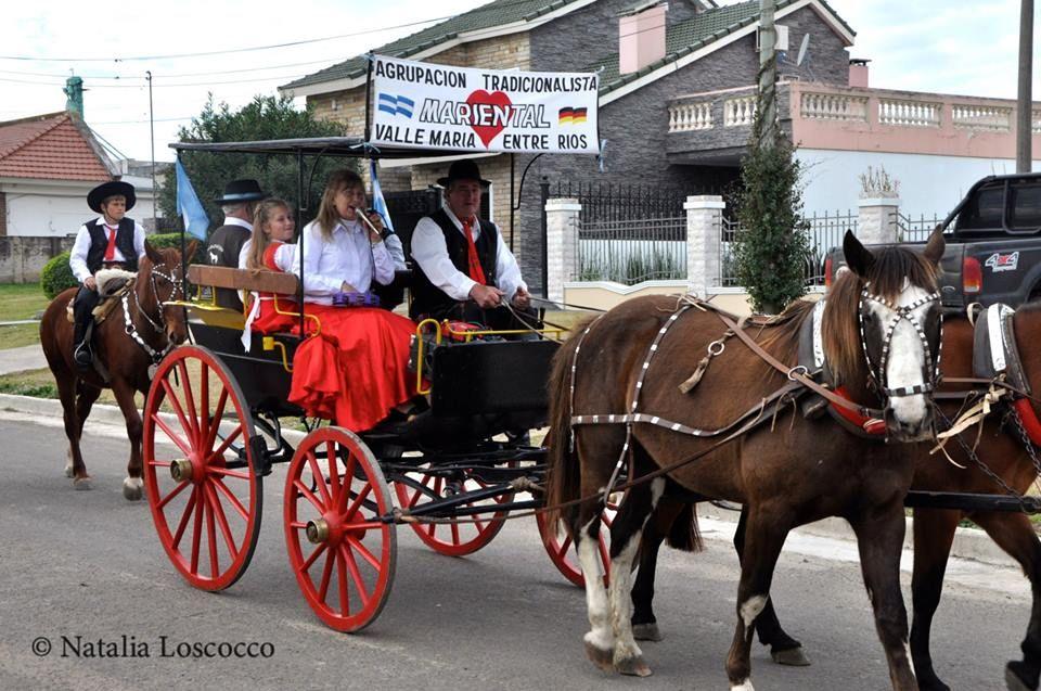 Buscan resaltar los trabajos que se vienen haciendo en las Aldeas. Foto/ Gentileza Natalia Loscocco.