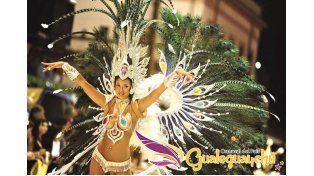 Carnaval con alegría