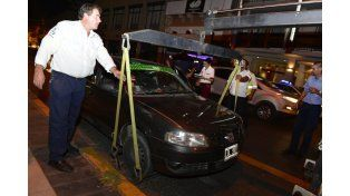 La Municipalidad realiza operativos para detectar taxis y remises truchos