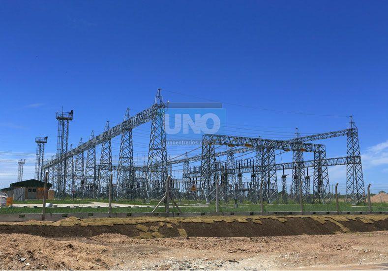Enersa programó tareas en la línea de alta tensión Paraná – Crespo este domingo