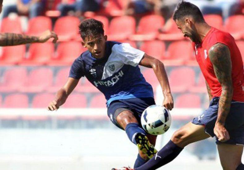 Vélez venció 1 a 0 a Independiente