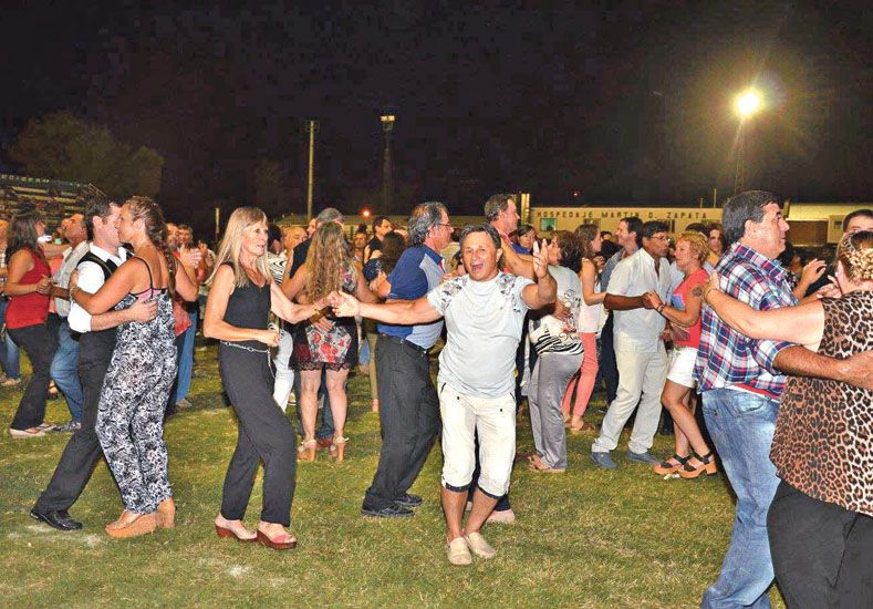 Una nueva edición exitosa de la Fiesta de la Cerveza en Crespo