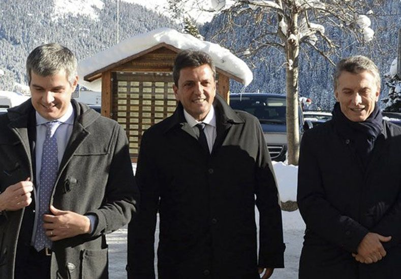 Sergio Massa postuló a José Manuel de la Sota para presidir el peronismo