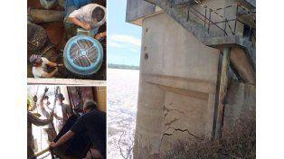 Cerca de 100.000 concordienses permanece sin suministro de agua potable