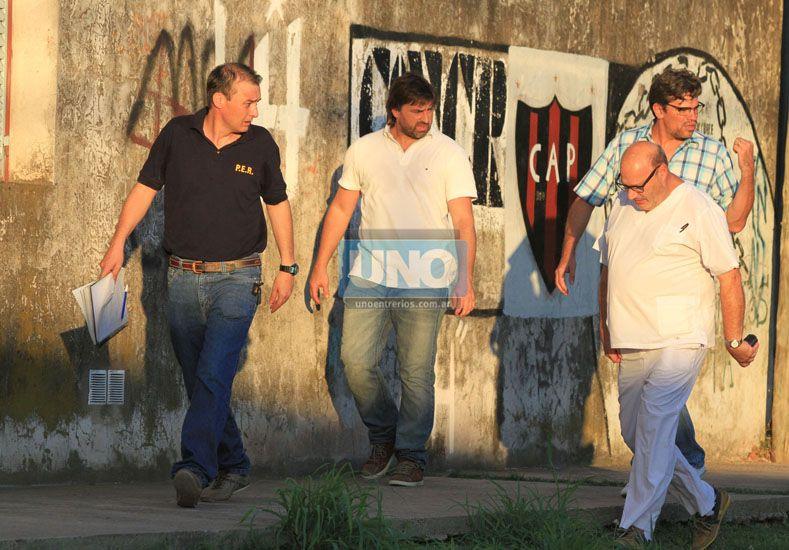 Ahora la investigación está en manos de la División Homicidios de la Policía de Entre Ríos.