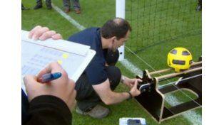 La UEFA aprobó la tecnología de la línea de gol para la Eurocopa 2016