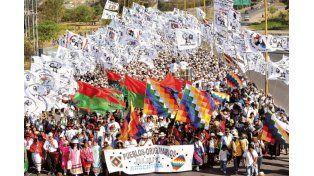 Jornada de protesta con cortes en todo el país por la liberación de Milagro Sala