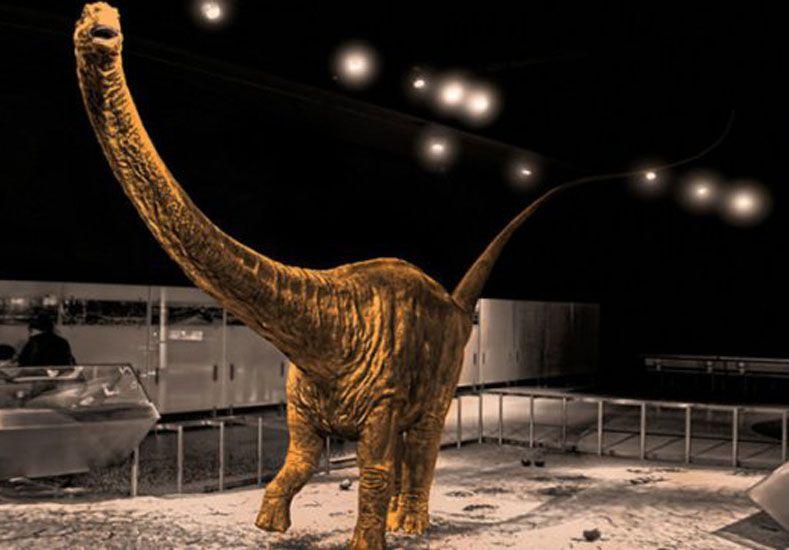 Encontraron en Mendoza al dinosaurio terrestre más grande del mundo