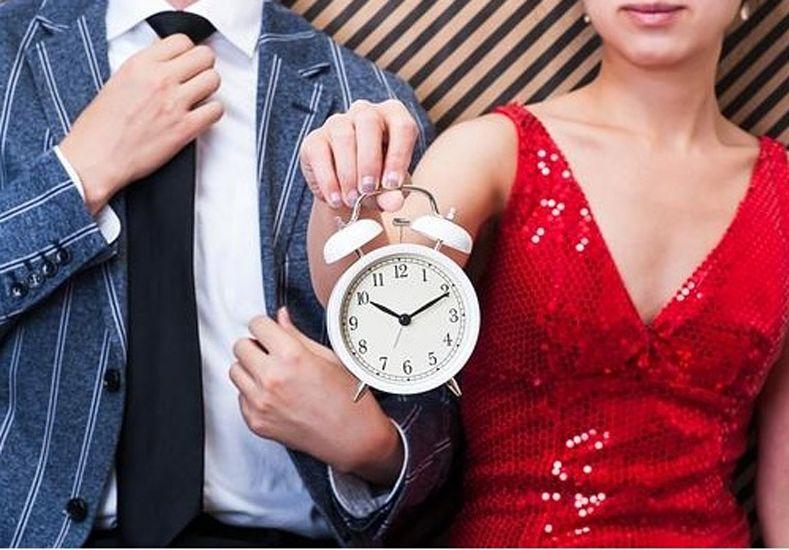 Un simple cálculo permite saber cuál es la edad justa para casarse sin riesgo de fracasar