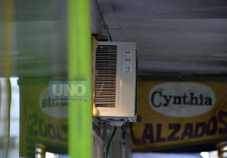 UNO/ Mateo Oviedo. El consumo generó cortes en varios puntos de la ciudad.