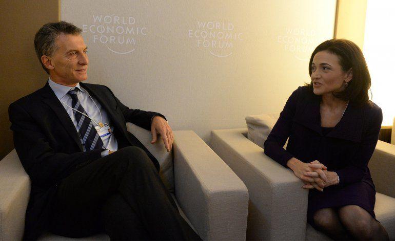 Macri se ofendió con un periodista y se fue de la conferencia de prensa