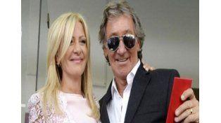 Falleció el marido de Susana Roccasalvo