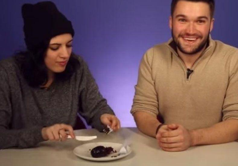 Las curiosas reacciones de los norteamericanos al probar por primera vez comida argentina