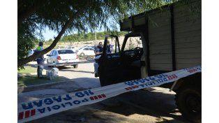 Ajuste de cuentas en Gaucho Rivero: hirieron de bala a una niña de 13 años