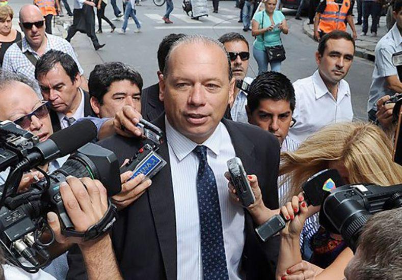 Imputaron a Sergio Berni por el presunto encubrimiento de Pérez Corradi