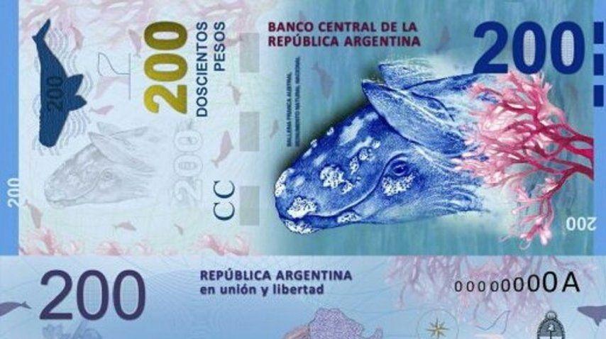 El Banco Central aclaró que no hay ningún error en los billetes
