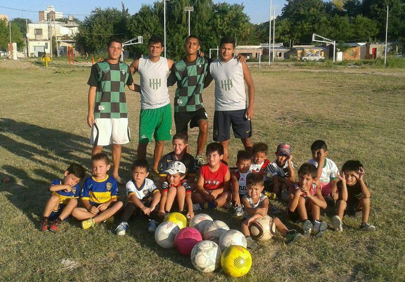 La Escuelita de Fútbol del Pancho pide colaboración