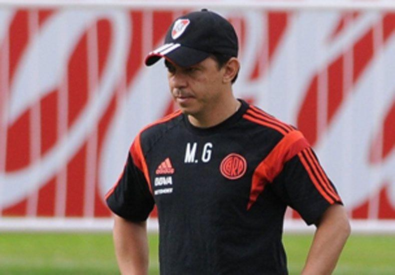 Marcelo Gallardo volvió a pedir un delantero