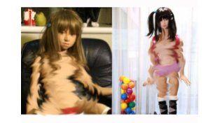 Polémica por el lanzamiento de muñecas sexuales para pedófilos