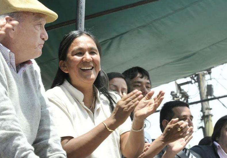 Abogados laboralistas exigen al Gobierno jujeño la liberación de Milagro Sala