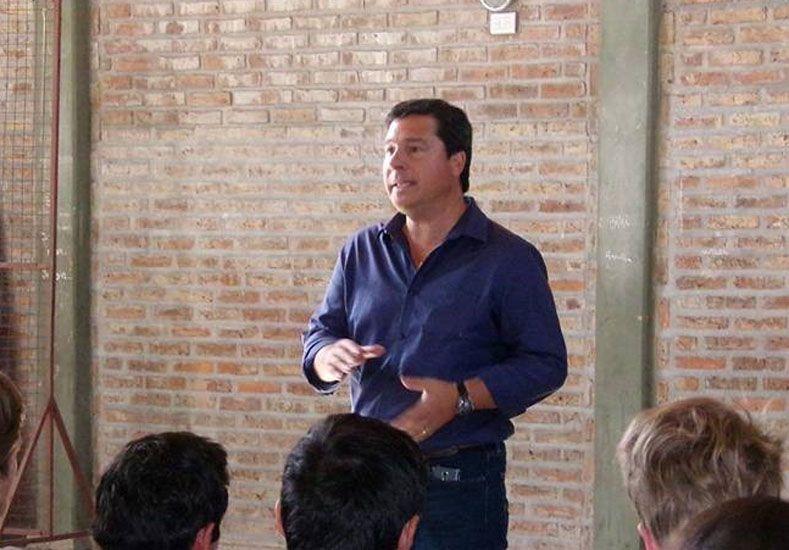Gustavo Zavallo desmintió la designación de Busti en la CTM